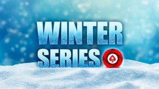 Over $60MUSD in GTD prizes at the PokerStars Winter Series