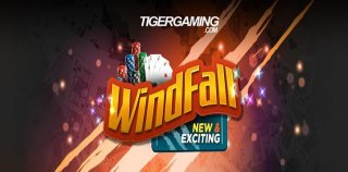 WindFall from Tigergaming: Spins in Chico Network!