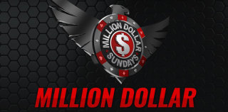 Million dollar tournaments in alternative poker networks