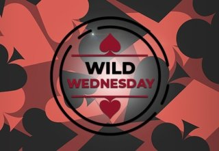 $300kUSD guaranteed in the Wild Wednesday at Bodog Poker