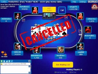 Coral Poker affiliate program will close on January 2019