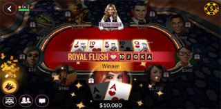 Zynga Poker revenue growth and the positive prospects of mobile online poker