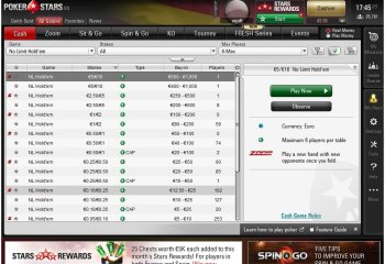 Download Poker Client And Play In Pokerstars Es