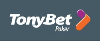 Layout for TonyBet Poker