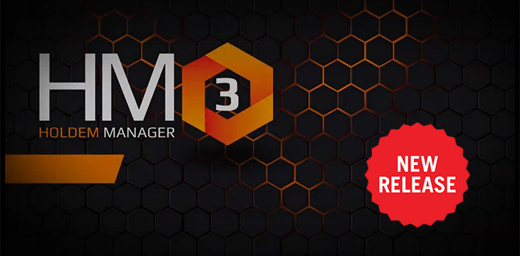 Holdem Manager 3 officially released