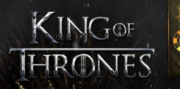 $150kUSD GTD in the King of Thrones tournament series at Chico network