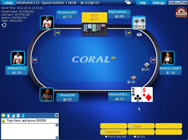 Rakeback deals titan poker