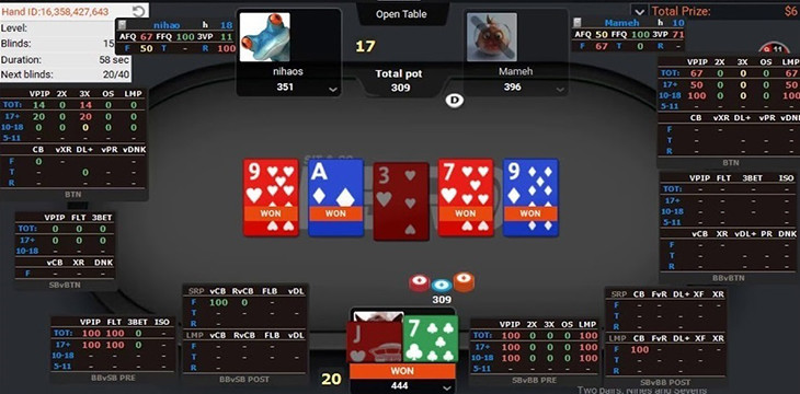 Is partypoker banning HUD and support software?