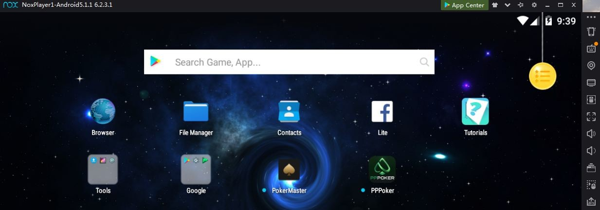 How to download and install Nox Android emulator for Asian poker apps