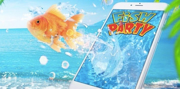 Fish Party Birthday Bonanza at Microgaming Poker Network