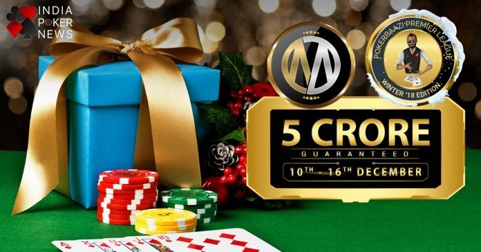Over 6 Crores in GTD prizes in the last Indian poker promotions of 2018