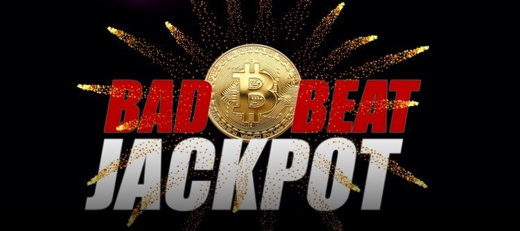 BetcoinPoker Bad Beat Jackpot