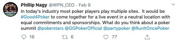 Phil Nagy Twitter Poker Summit