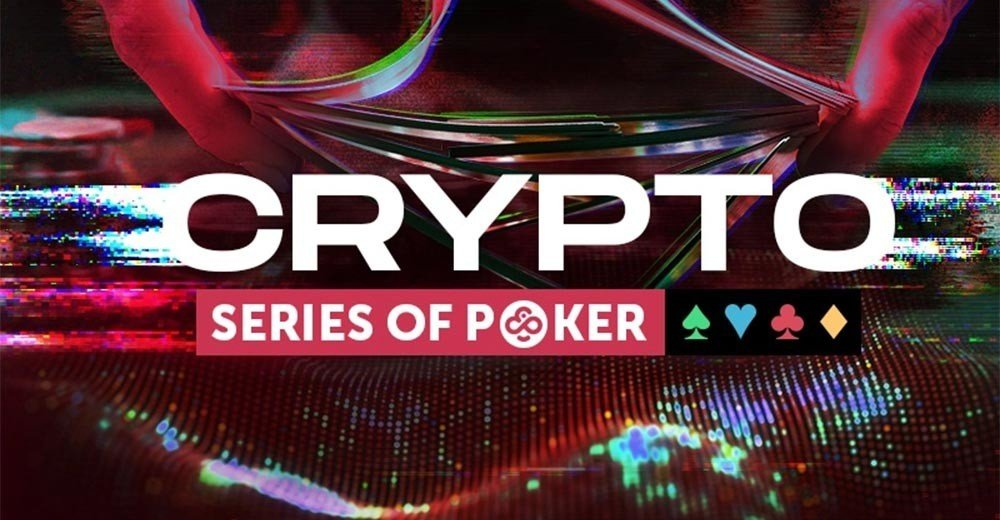 can you play poker tournaments online for cryptocurrency