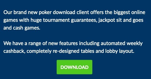 Download Coral Poker Client
