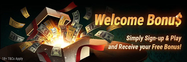 GGPoker Welcome Bonus