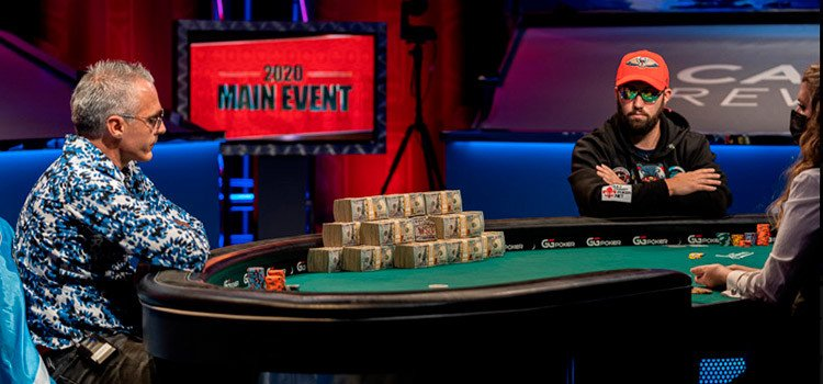 Final Hands of the WSOP Main Event