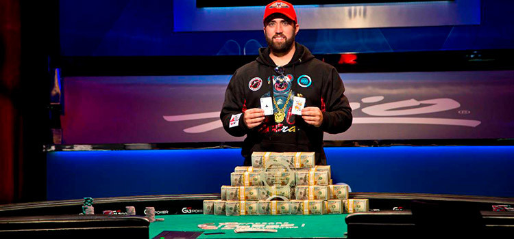 Joseph Hebert WSOP Main Event US edition winner