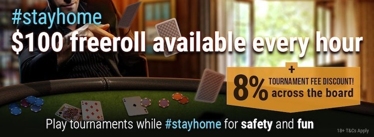StayHome GGPoker Network