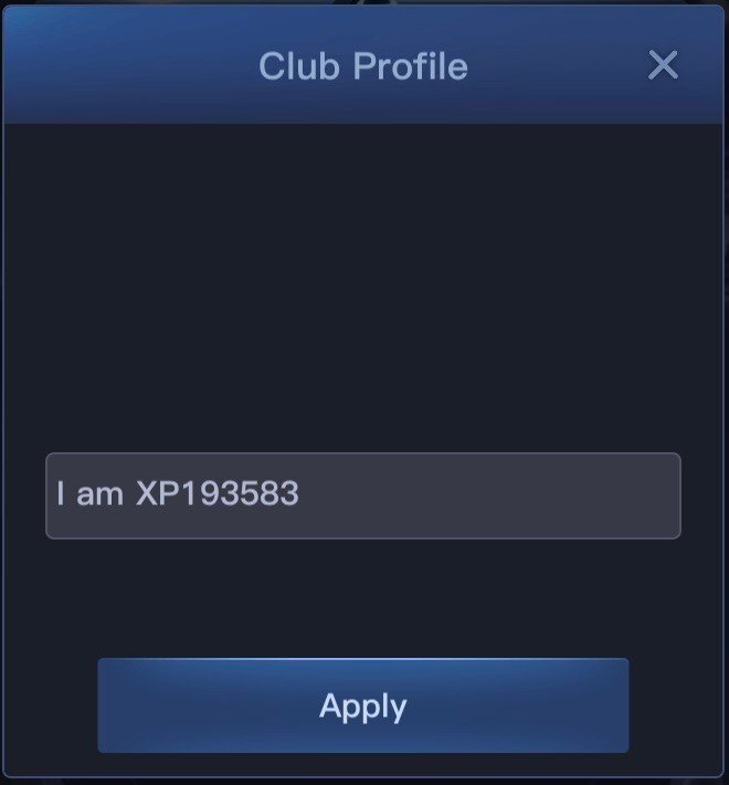 X-Poker join a club 2