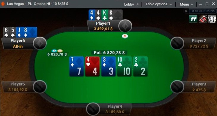 Best online poker rooms for playing Omaha (PLO) in 2019