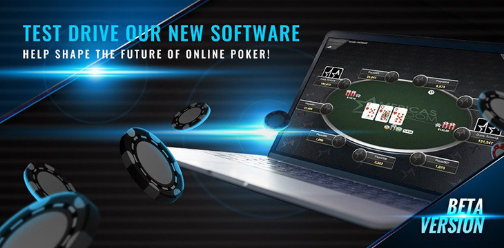 The new Americas Cardroom software is now available for beta testing