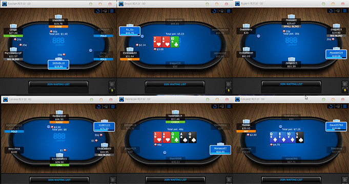 888Poker introduces its new software platform: Poker 8